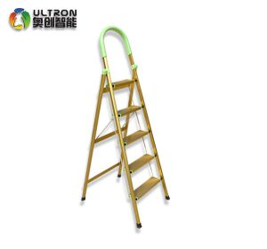 Model AC-L-5 Folding Aluminum Ladder for Home Used